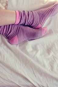 Çorapla mı çorapsız mı uyuyorsunuz?