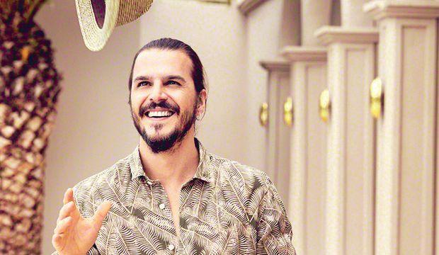 Mehmet Günsür: 'Roma'da bu kadar tanınmıyorum'