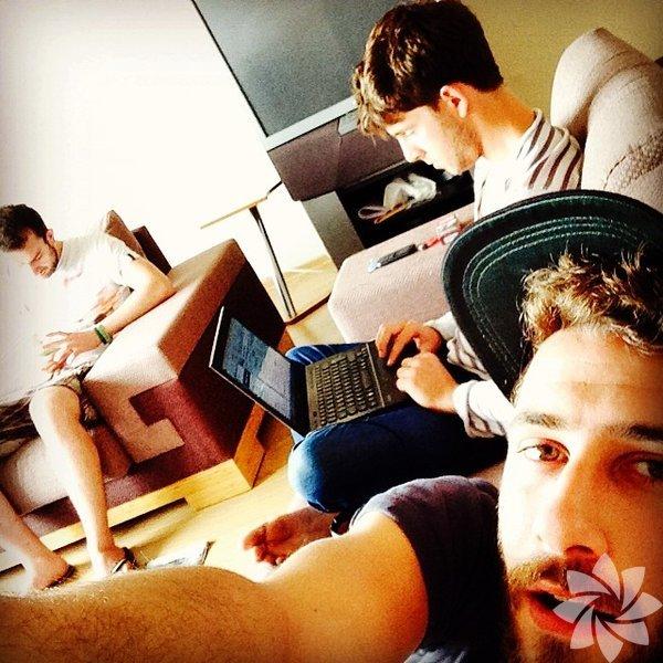 Mehmet Ozan Dolunay'ın Instagram'ından kareler
