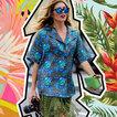 Tropikal esintiyi kıyafetlerinizde yaşatmaya ne dersiniz?