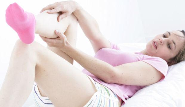 Geceleri bacaklara kramp girmesi nasıl önlenir?