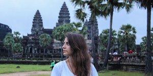 Gizem ve Huzur Sarmaşığı / Tayland-Kamboçya