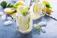 Aşırı sıcaklarda serinleten 9 sağlıklı içecek!