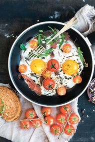 Kahvaltı et zayıfla!