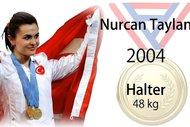 Olimpiyatlarda madalya almış kadın sporcularımız