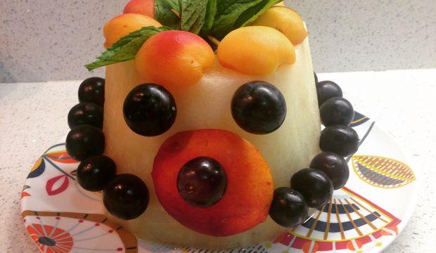Şekersiz anneden doğum günü pastası