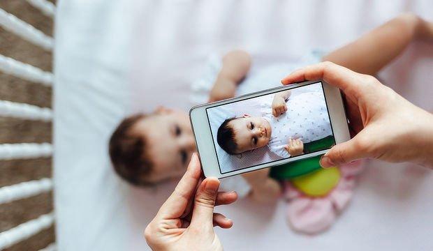 Çocuklarınızın bu fotoğraflarını paylaşmayın