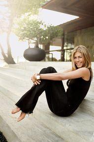 Jennifer Aniston'un Beverly Hills'teki evi