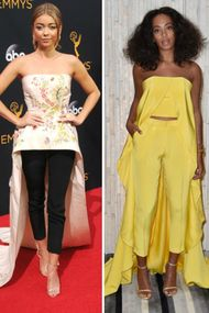 Elbise altı pantolon modası