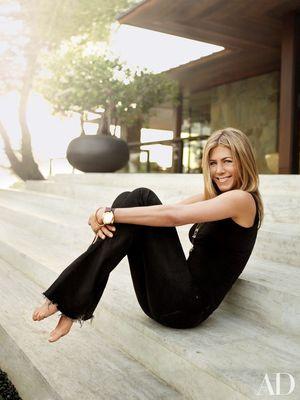 Jennifer Aniston tarzı