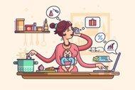 Yalnızca çalışan annelerin anlayabileceği 17 şey