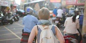 Evli bir kadın olarak neden yalnız seyahat ediyorum?