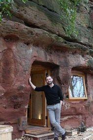 700 yaşındaki mağarada inşa edilen inanılmaz ev
