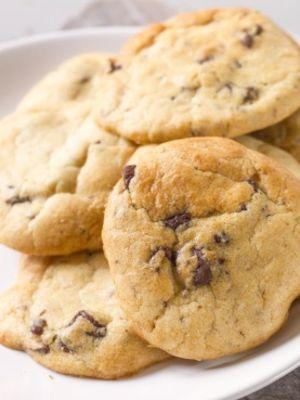 Şekersiz çikolatalı kurabiye