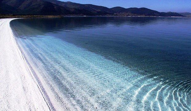 Türkiye'nin Maldivleri Salda Gölü