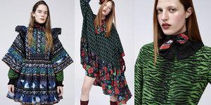 Kenzo x H&M işbirliğinin ilk fotoğrafları