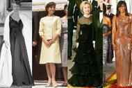 Modaya yön veren First Lady'ler