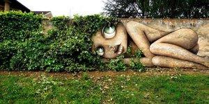 Sokak sanatının en iyi 20'si