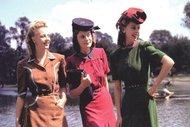 Dönem makyajları: 1940'lı yıllarda makyaj