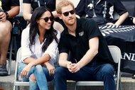 Prens Harry ve Meghan Markle ilk kez el ele