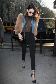 Kendall Jenner stili