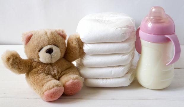 Bebek bezlerindeki + işareti ne anlama geliyor?