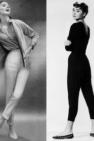 Skinny jeans'in tarihi