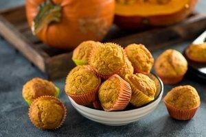 Balkabaklı muffin  - Bu muffin tarifi, muffin sevmeyenleri...