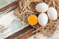 Yumurta yemeden önce rengine dikkat edin!