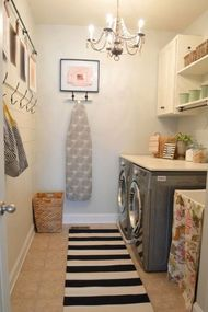 Çamaşır odası için 7 toplama tüyosu