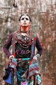 Pakistan'ın ilk trans modeli