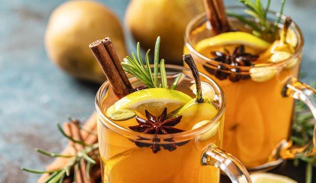 Bu besinler vücut ısınızı yükseltiyor!
