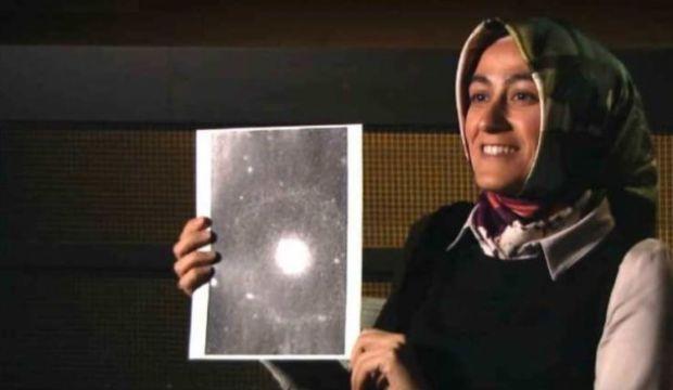 Burçin Mutlu Pakdil yeni bir galaksi keşfetti