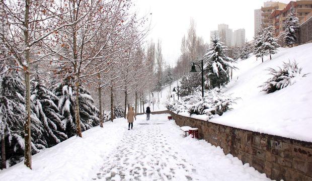 Karda düşmeden yürümenin yolları