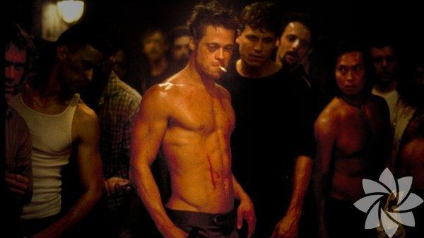 Dövüş Kulübü - Fight Clup (1999) Tyler Durden'in, Edward Norton'ın karakterine otoparkta nasıl dövüşüleceğini öğrettiği sahnede, Norton'ın, rakibinin omzuna hafifçe vurması gerekir. Ancak aktörden, farklı bir şey yapması istenmiştir. Norton da Brad Pitt'in kulağına saldırmaya karar verir. Yani Pitt'in yüzünde görülen acı, tamamen gerçektir.