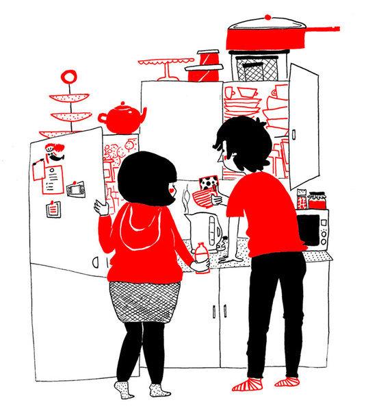 Bazen aşkı basit şeylerde bulabiliriz. Mesela sabahları mutfakta birlikte hazırlayacağımız pratik bir kahvaltıda...