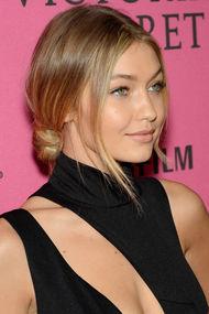 Gigi Hadid'in saç modelleri