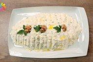 Yoğurtlu kereviz salatası