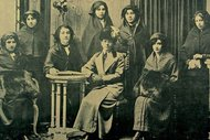 Kadın hakları için mücadele eden Osmanlı feministleri