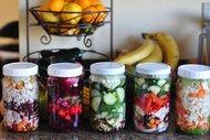 Fermente sebzeler, sağlıklı bakteriler...