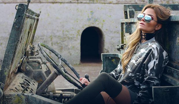 Melis Ayça: Markam için hedefim Amerika!