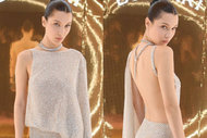 Bella Hadid'in sokak stili