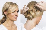 Pratik saç toplama yöntemleri