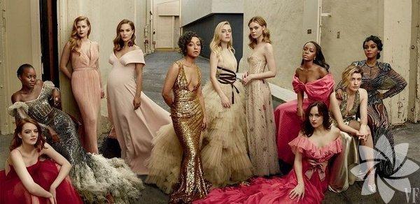 Hollywood'un ve sinema dünyasının en büyük ödülü Oscar yaklaşırken, Vanity Fair Dergisi geleneksel Hollywood sayısını yayınladı. Sinema sektörünün en popüler isimlerini bir araya getiren kapak çekimiyle büyük ilgi gören dergi, bu yıl genç aktrislere daha fazla yer vermesiyle dikkat çekti.
