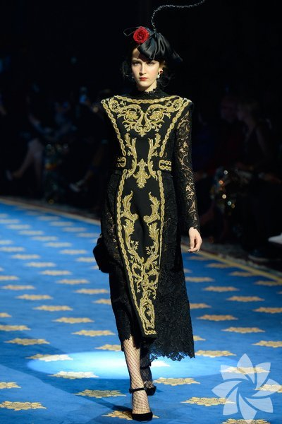 Dolce & Gabbana Haute Couture 2017