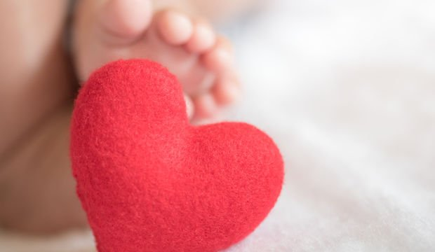Bebeklerin kalpleri hassastır