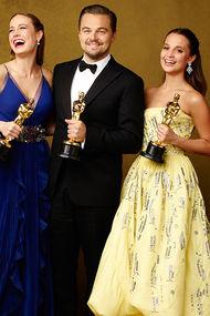 Oscar'ın enleri