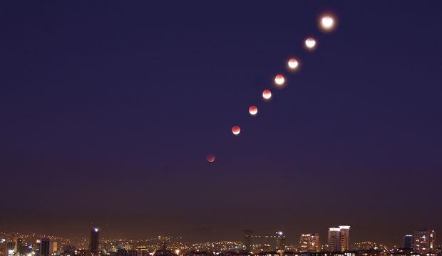 Ay tutulması bizi nasıl etkileyecek?