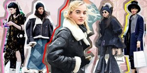 Sokak stili: New York Fashion Week 2017