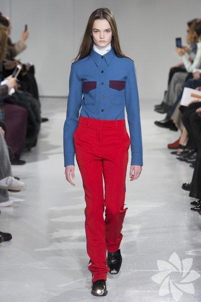 Calvin Klein Sonbahar 2017